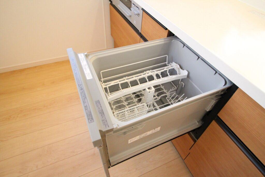 浅型の食洗機